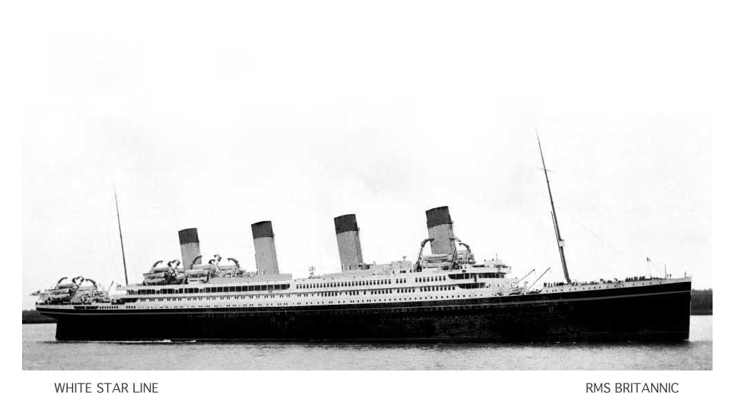 Le Britannic 3