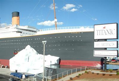 Titanic 2 - Det ska byggas en ny Titanic