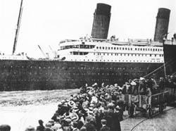 Hur många dog på titanic